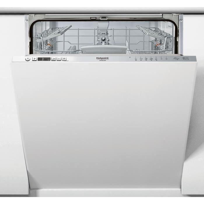 [CDAV] Lave-vaisselle tout intégrable Hotpoint HI5030W - 14 couverts
