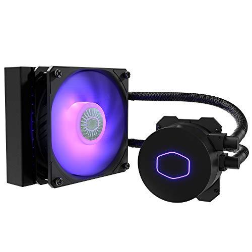 Kit Watercooling processeur AIO Cooler Master MasterLiquid ML120L V2 RGB (Via coupon)