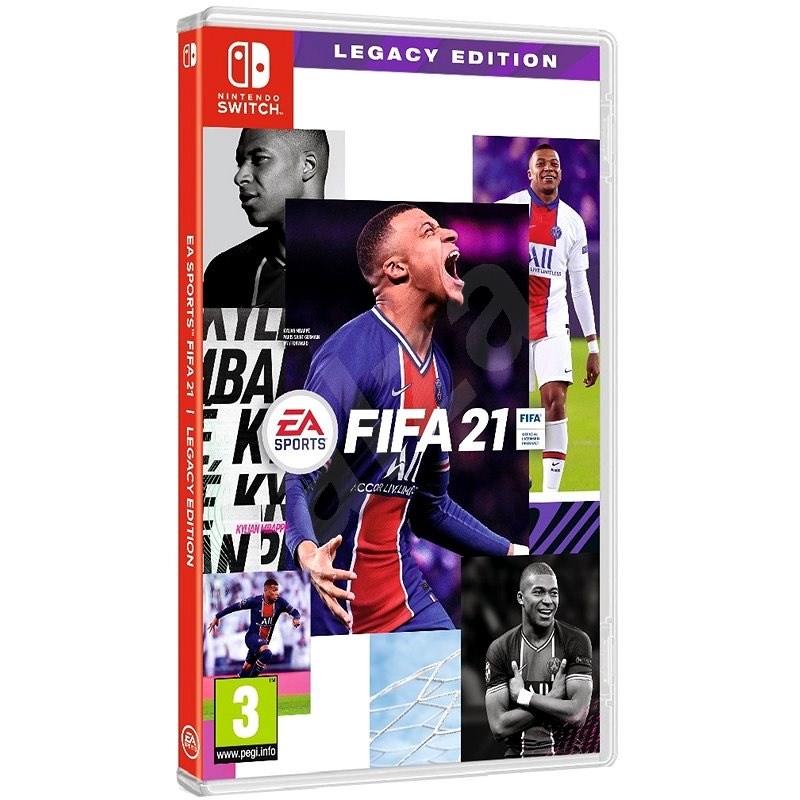 Fifa 21 sur Nintendo Switch