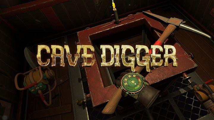 Jeu Cave digger sur Oculus quest (Dématérialisé)