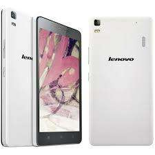 "Smartphone 5.5"" Lenovo K3 Note K50 4G/LTE FDD Blanc - 1920x1080, MT6752 1.7GHz, RAM 2Go, 16Go"
