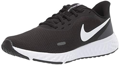 Chaussures Nike Revolution 5 pour femme - Noir (Taille : 35,5 - 36 - 44)