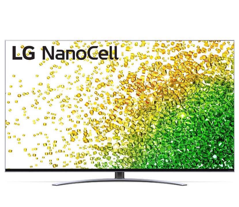 "TV NanoCell 55"" LG 55NANO88 2021 - 4K UHD, 100hz, Hdmi 2.1 VRR, ALLM et eARC"