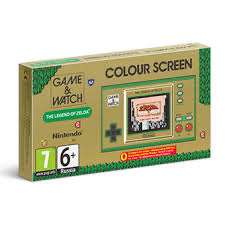 [Pré-commande] Console Game and Watch: The Legend of Zelda