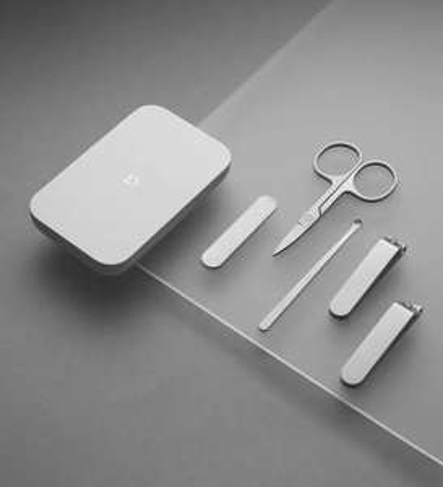 Ensemble de Coupe ongles en Acier Inoxydable Xiaomi Mija