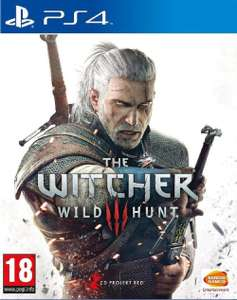 The Witcher 3 : Wild Hunt sur PS4 / Xbox One / PC