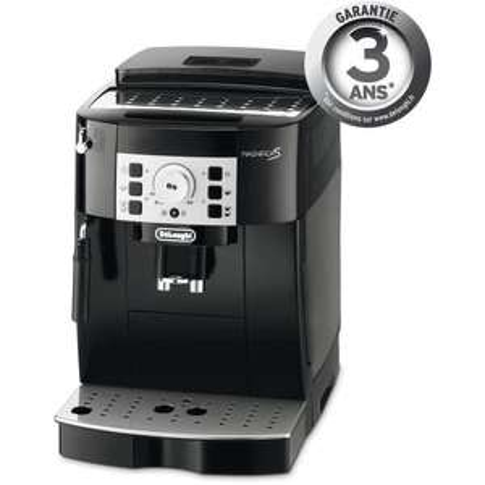 Machine expresso automatique avec broyeur Delonghi Magnifica S ECAM22.140.B (+26.60€ sur le compte fidélité pour les CDAV)