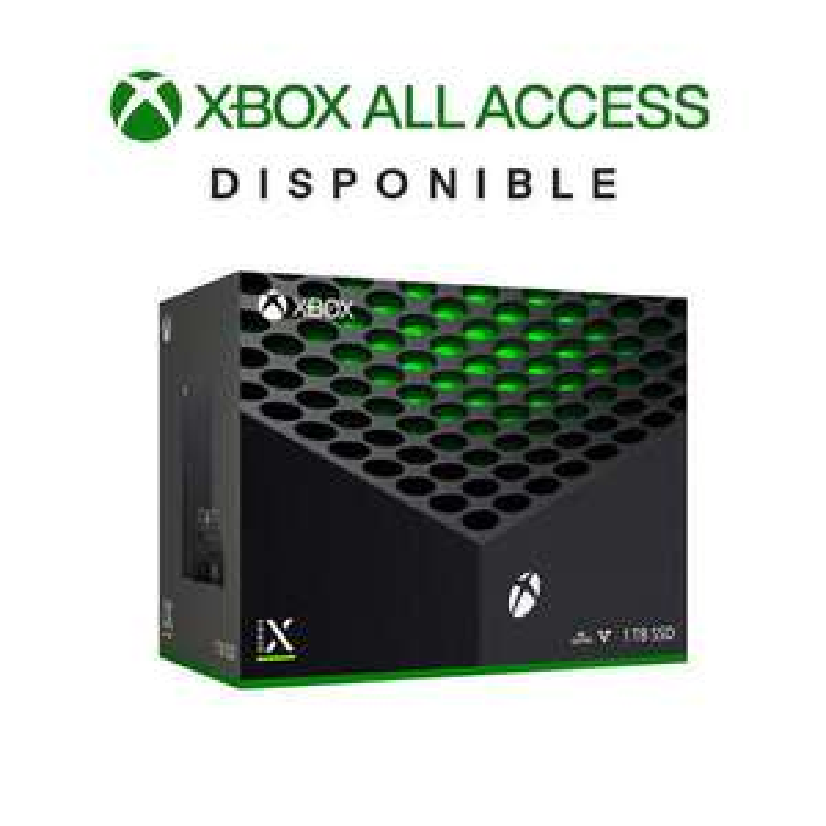 Console Microsoft Xbox Series X + 2ème Manette sans-fil