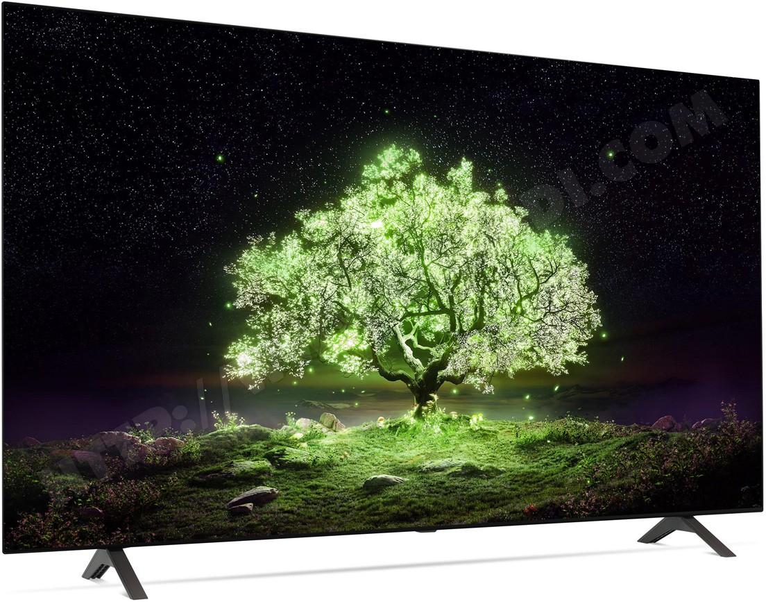 "TV 55"" LG OLED55A1 (2021) - 4K UHD, OLED, Smart TV, HDR10, Dolby Vision IQ et Atmos - Blagnac/St-Orens (31)"