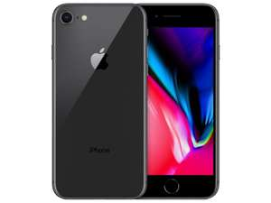 """Smartphone 4.7"""" Apple IPhone 8 - 256Go, Gris sidéral (Frontaliers Suisse)"""