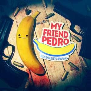 My Friend Pedro sur PC (Dématérialisé - Steam)