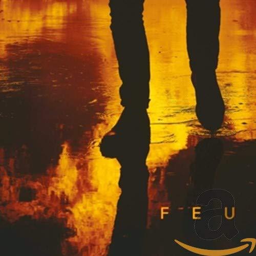 Album Cd Nekfeu - Feu