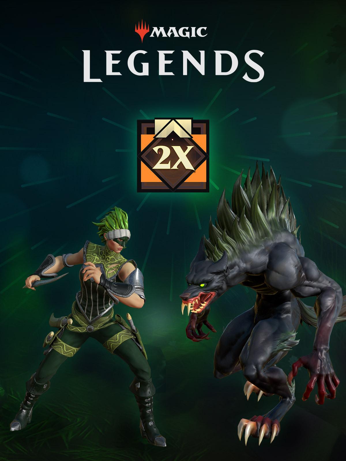 Pack de démarrage Epic Planeswalker pour Magic: Legends gratuit (dématérialisé)