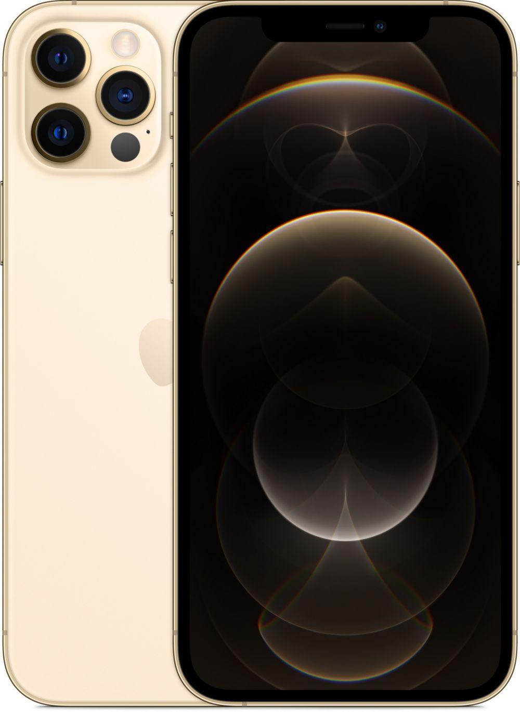 """Smartphone 6.1"""" Apple iPhone 12 Pro - 128 Go, Or, Modèle Japonais avec Son photo (+99,39€ en RakutenPoints)"""