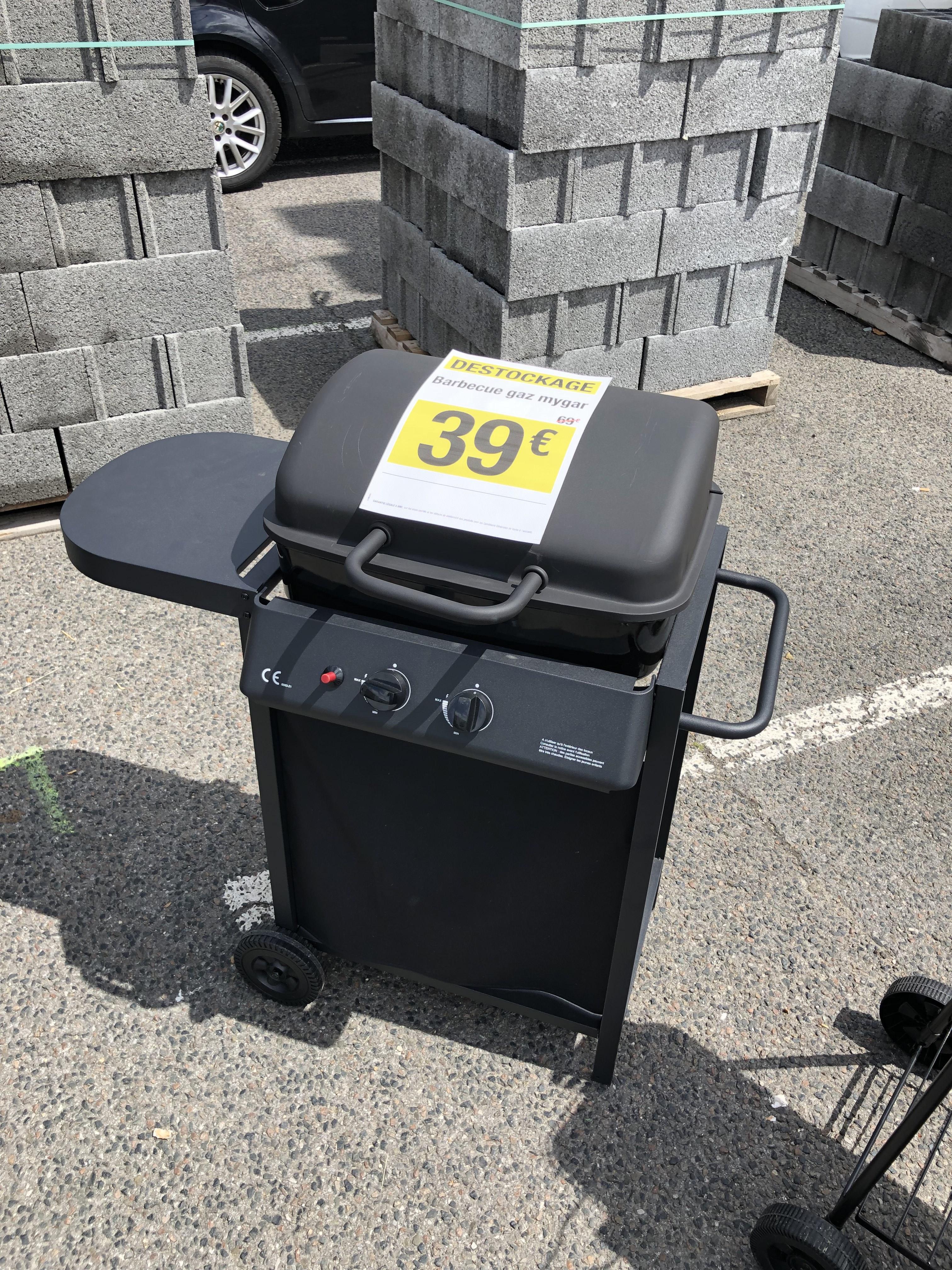Barbecue gaz Mygar - Beauvais (60)