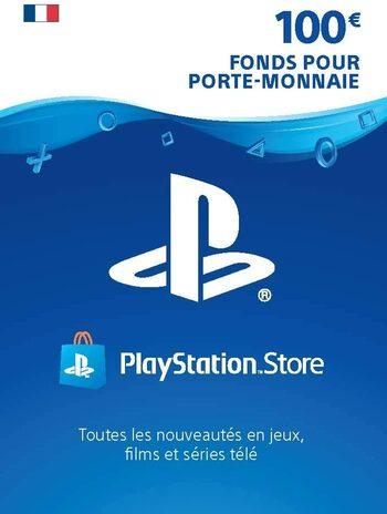 Carte PlayStation Network de 100€ (Dématérialisé)