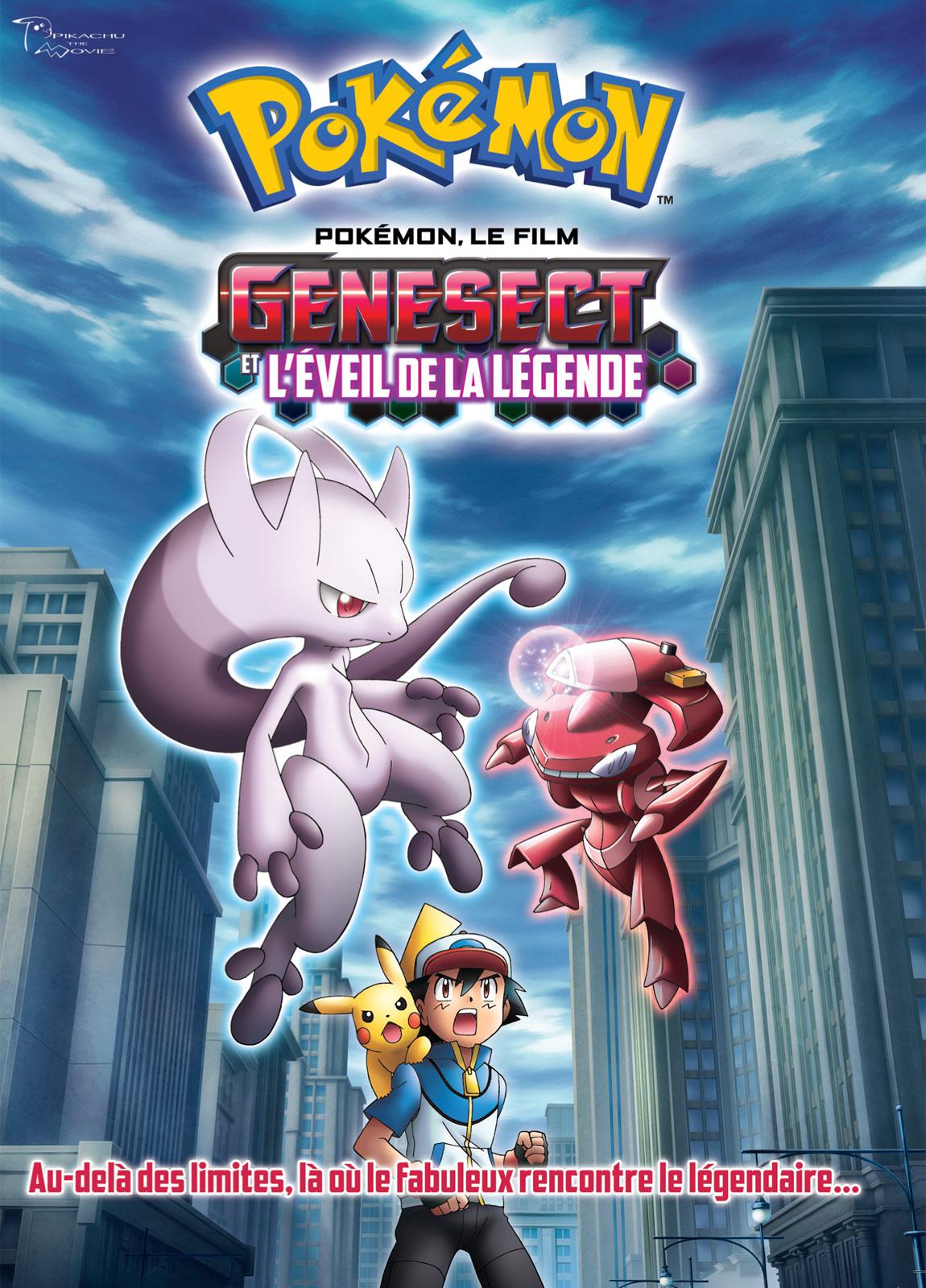 Pokémon, le film : Genesect et l'éveil de la légende Visionnable Gratuitement en Streaming (Dématérialisé)'