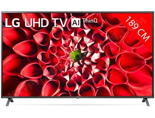 "TV 75"" LG 75UN85006LA - 4K, 100Hz, WebOS, Dolby Vision IQ & Dolby Atmos"