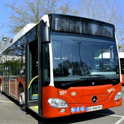 Circulation gratuite sur le réseau de Bus AggloBus du 19 au 27 juin - Bourges (18)