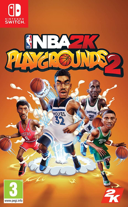 Jeu NBA 2K Playgrounds 2 sur Nintendo Switch (Dématérialisé)