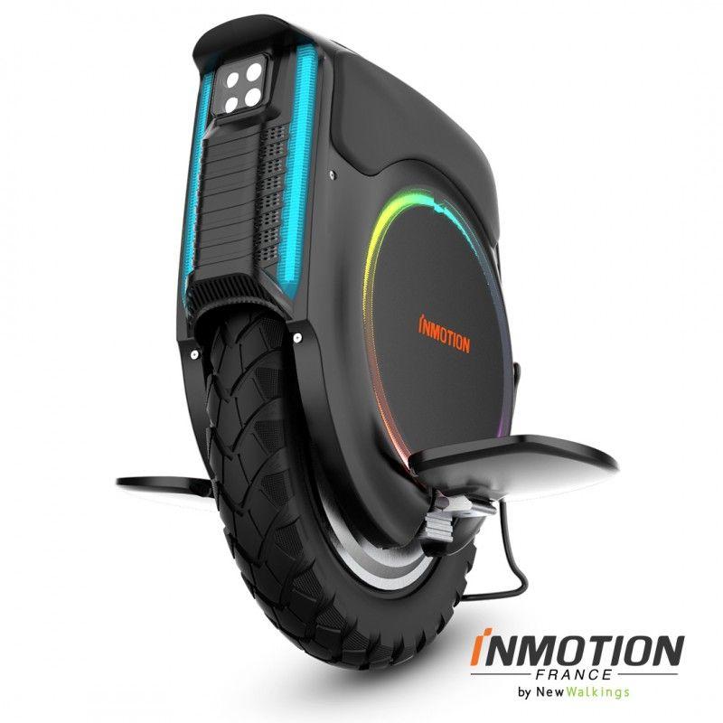 [Précommande] Gyroroue Inmotion V12 - 100V, 2500W, Autonomie 160km