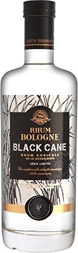 Bouteille de Rhum blanc Bologne Black Cane - 0.7L