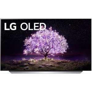 "TV OLED 55"" LG 55C1 - 4K UHD, Smart TV"