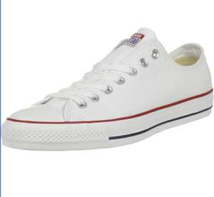 Paire de chaussures Converse Chuck Taylor All Star Hi Ox - Blanche, Tailles 40, 41.5, 45