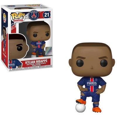 Figurine Funko Pop! Football - Kylian Mbappé (PSG)