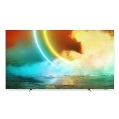 """TV OLED 55"""" Philips 55OLED705 - 4K UHD, Smart TV, Ambilight 3 côtés"""