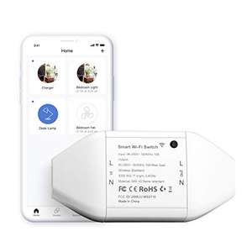 Interrupteur connecté Meross - compatible Google Home et Alexa (vendeur tiers)