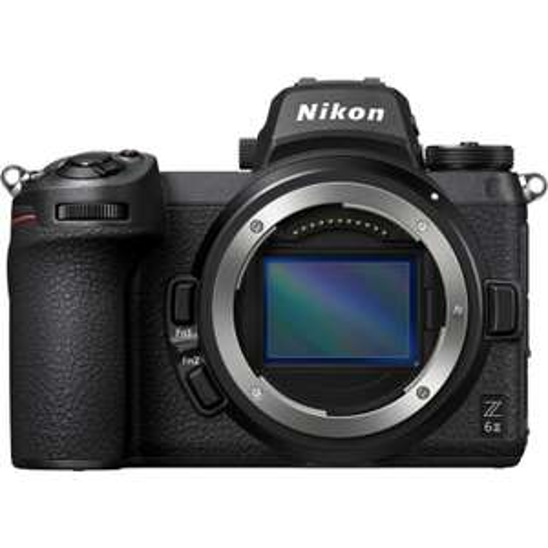 Appareil photo hybride Nikon Z6 II + Bague FTZ - ipln.fr