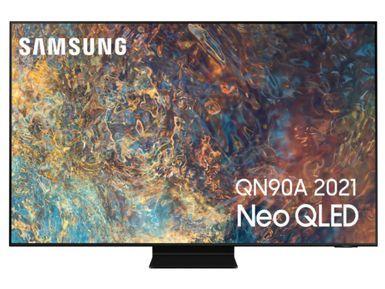 "TV QLED 50"" Samsung Neo QE50QN90A 2021 (Mini LED) - 4K UHD, Smart TV (Via ODR 200€)"