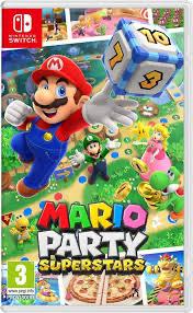 [Précommande] Mario Party Superstars sur Nintendo Switch