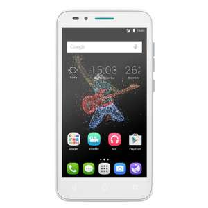 """Smartphone 5"""" Alcatel One Touch Go Play - IP67, bleu"""