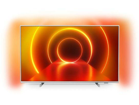 """TV 43"""" Philips 43PUS7855/12 - 4K UHD, Ambilight, Smart TV, HDR (artencraft.be - Frontaliers Belgique)"""