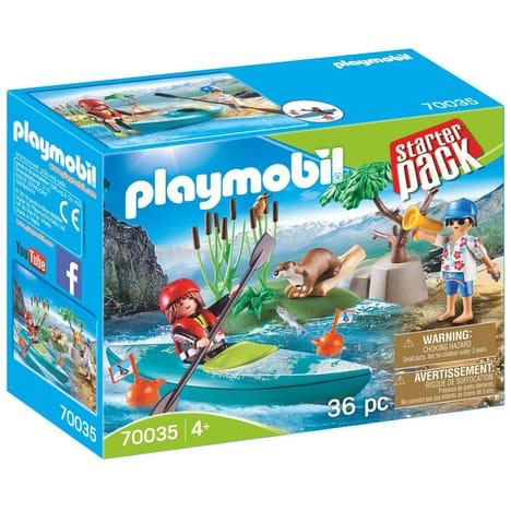 Jouet Playmobil Family Fun Starter Pack - Villa de vacances 70035 (Via 5.99€ sur la carte)
