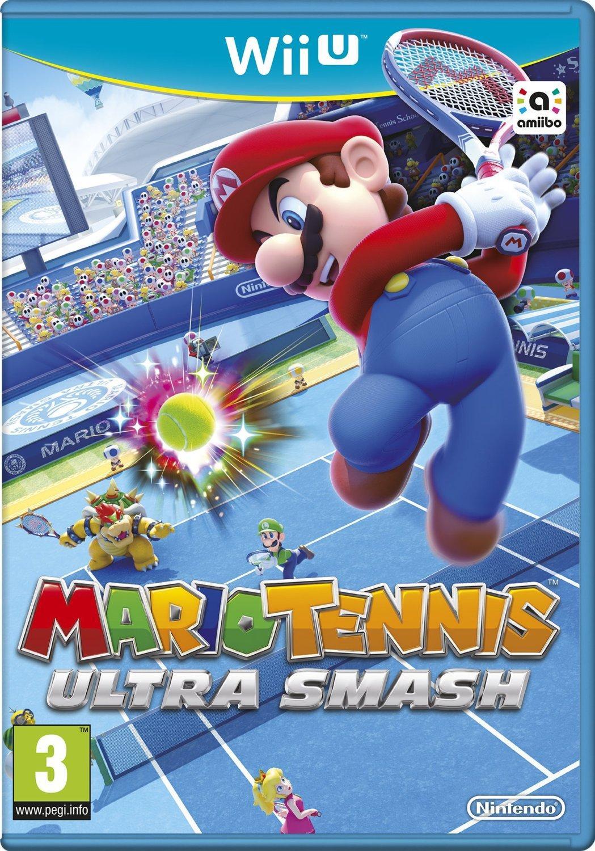 Mario Tennis: Ultra Smash sur Wii U + 1 figurine amiibo Super Mario Collection