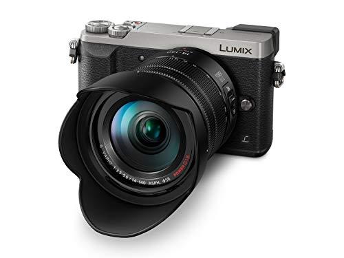 Appareil photo Lumix GX80 +14-140/3.5-5.6 - 16Mpx - µ4/3- stabilisation 5 axes - SD XC