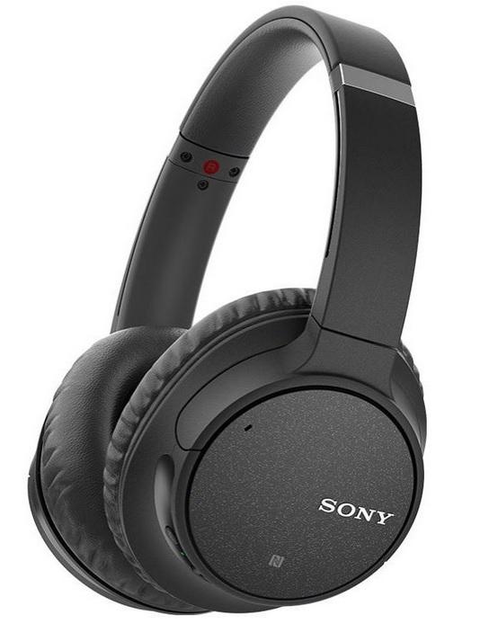 Casque à réduction de bruit sans-fil Sony WH-CH700N (Noir)