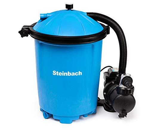 Filtre à balles Steinbach - 6 500 l/h, 230 V/450 W