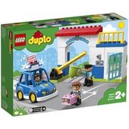 Jeu de construction Lego Duplo - Le commissariat de police 10902 (via 17€ sur la carte fidélité)