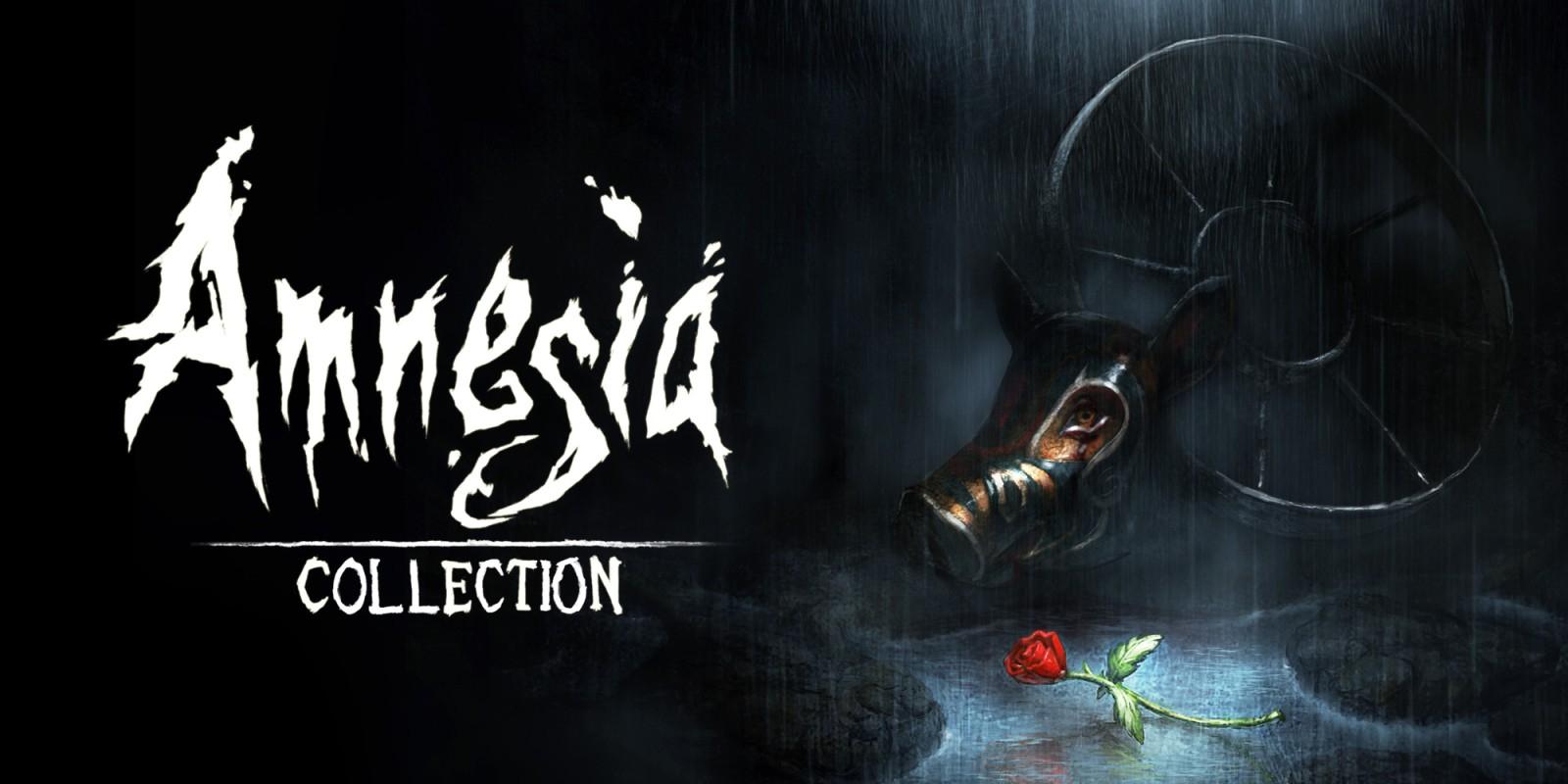Amnesia : Collection sur Nintendo Switch (Dématérialisé)