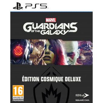 [Précommande] Jeu Marvel'S Guardians Of The Galaxy : Édition Cosmique Deluxe sur PS5
