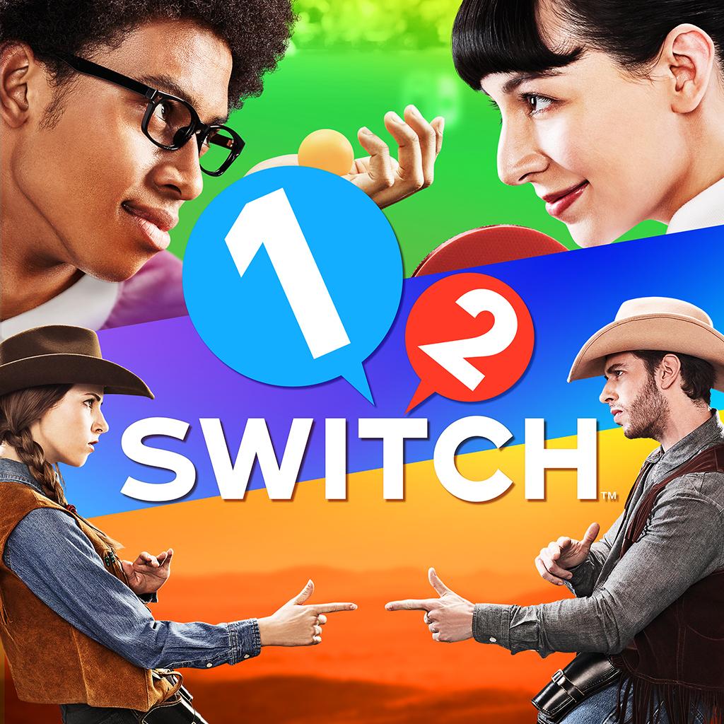 1-2-Switch sur Nintendo Switch (Dématérialisé)