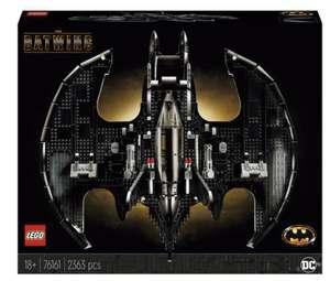 Jouet Lego DC Comics Batman (76161) - Batwing 1989