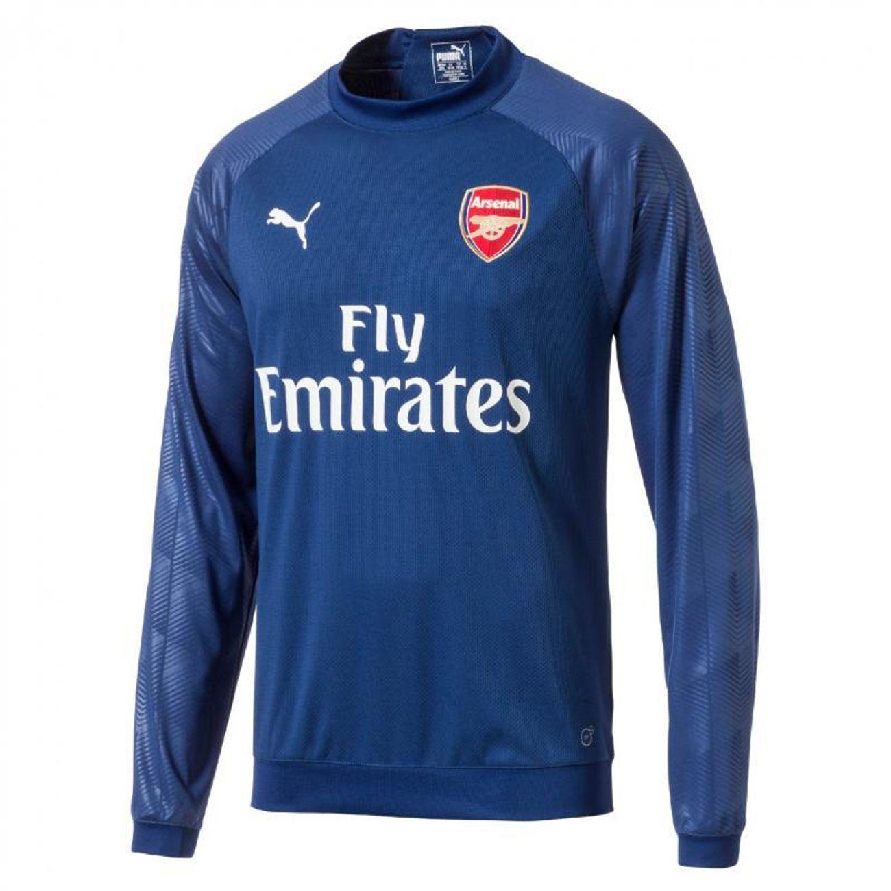 Sweatshirt Puma Arsenal - Du M au XL (Vendeur tiers)