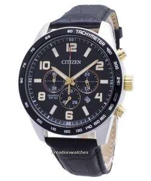 Montre quartz Citizen Chronographe AN8166-05E pour Homme (Frais d'importation inclus)