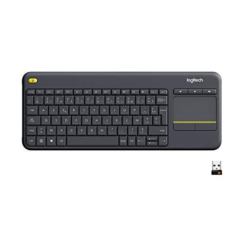 [Prime] Clavier sans fil Logitech K400 Plus