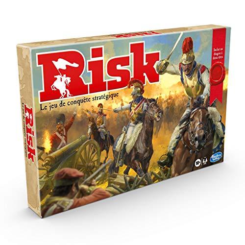[Prime] Jeu de société Hasbro Risk avec dragons